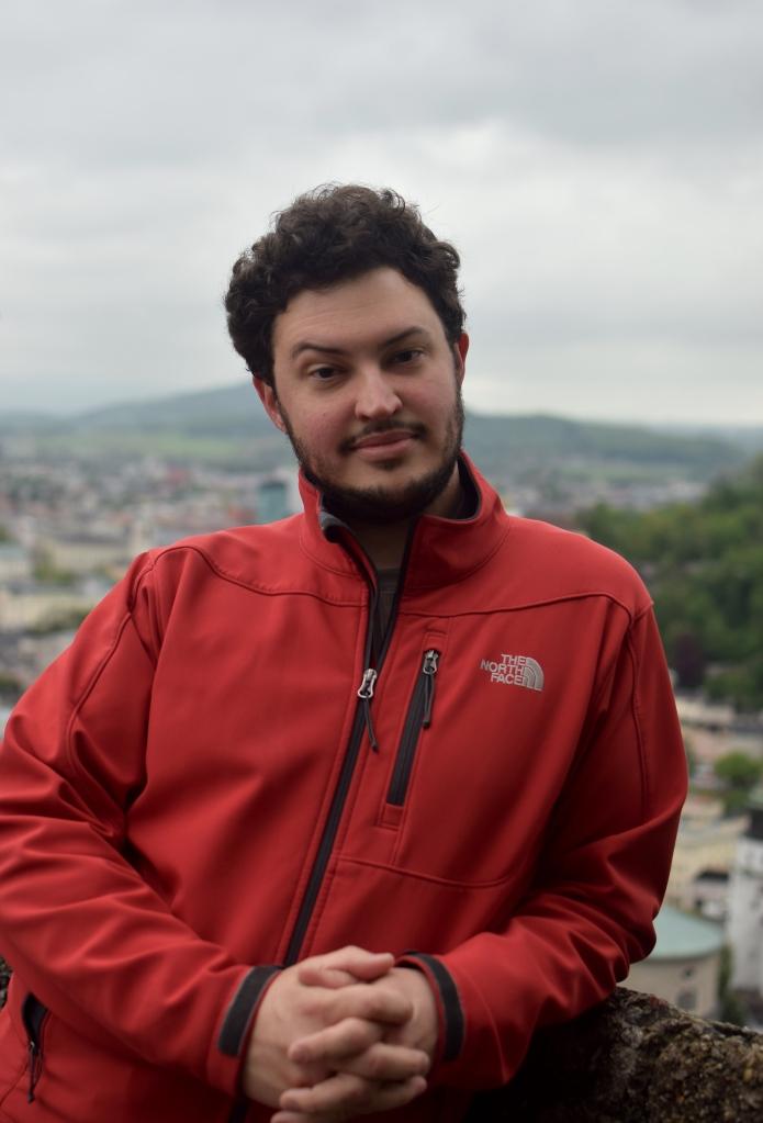 Dr. Matt Cook in Salzburg, Austria